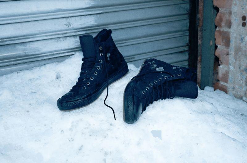 Sleek Waterproof Sneaker Lines