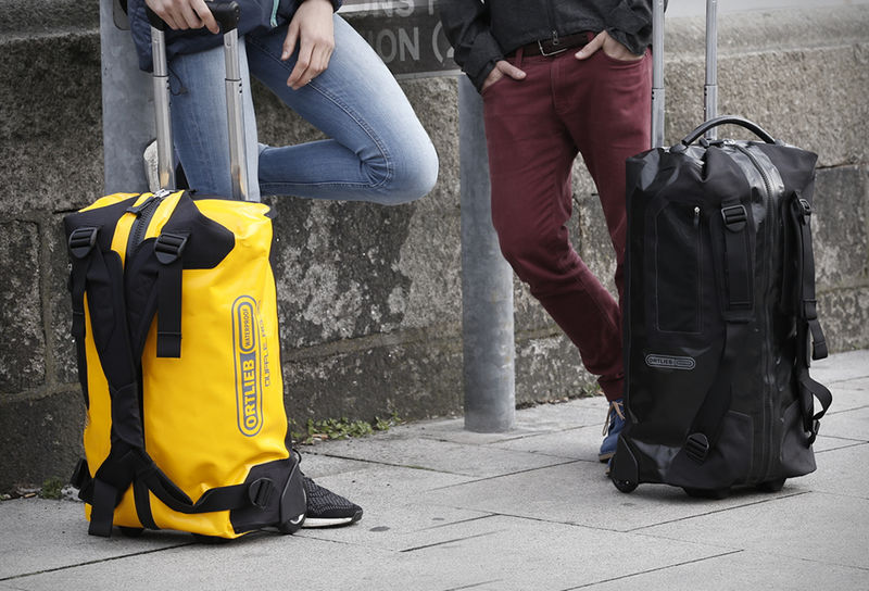 Impact-Proof Watertight Bags