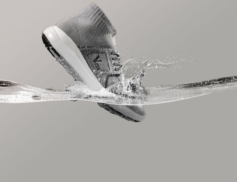 Vegan Nanotech Sneakers : waterproof