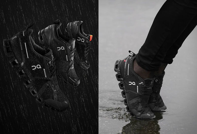 Inclement Weather Training Sneakers