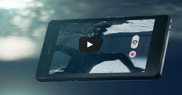 Advanced Waterproof Smartphones