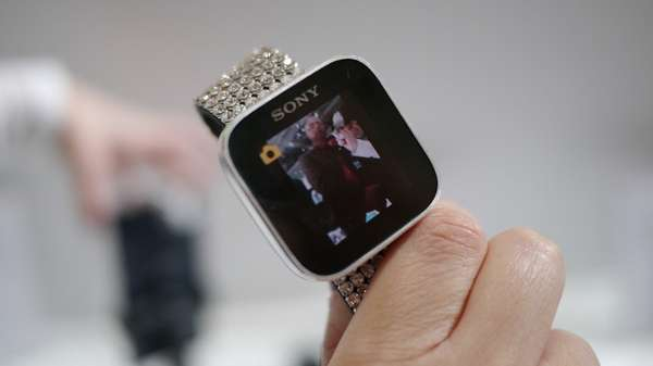 Waterproof Phone-Synced Watches