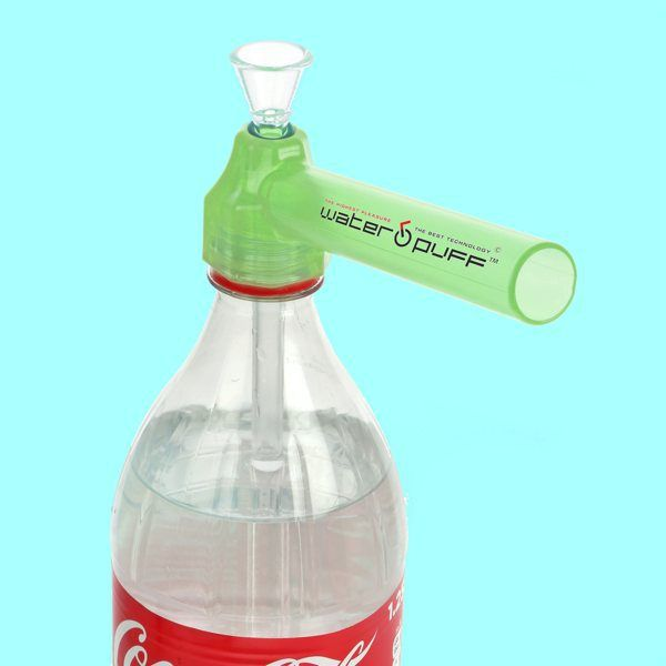 Portable Water Bottle Pipes