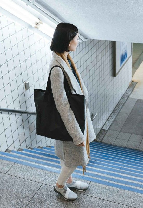 Refined Water-Resistant Bags