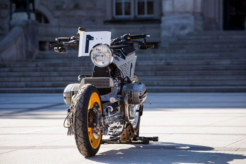 Enigmatic Custom Motorbikes