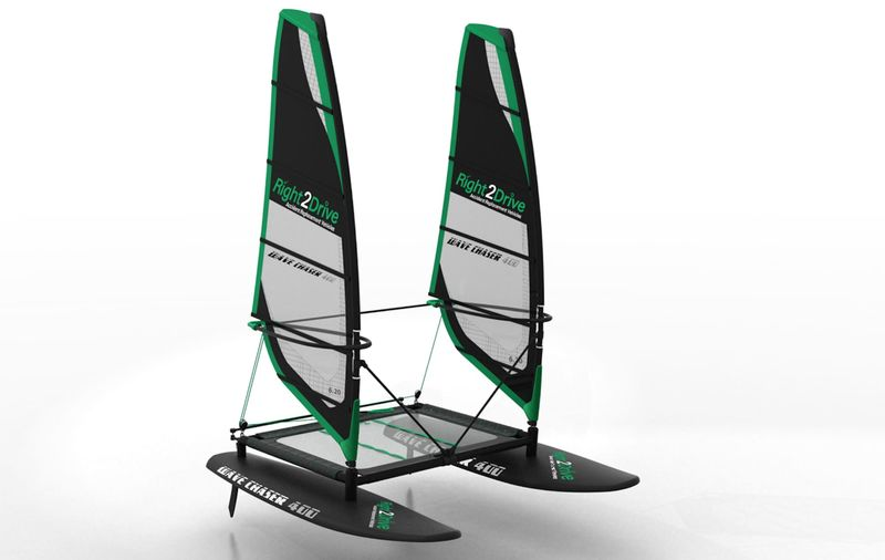 Hybrid Floating Aquatic Boards