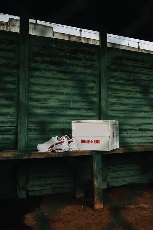 Baseball-Inspired Functional Shoes