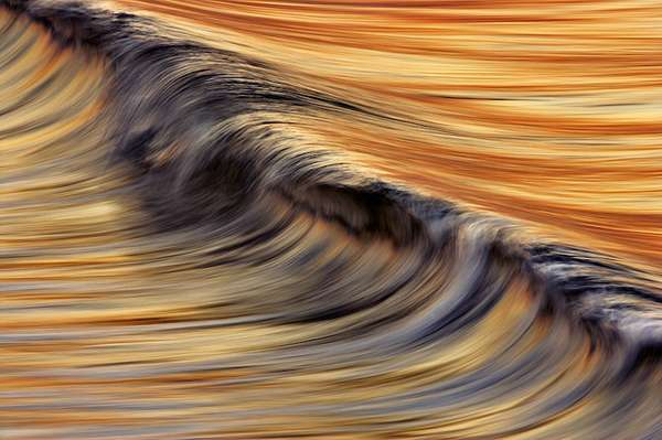 Paint-Like Surf Photography