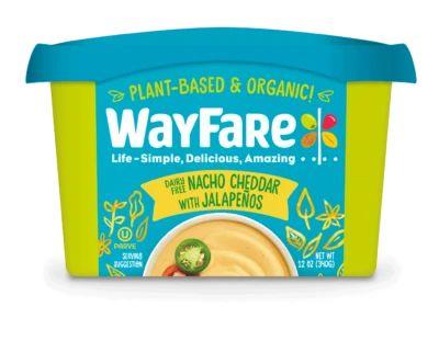 Plant-Based Nacho Cheese Alternatives