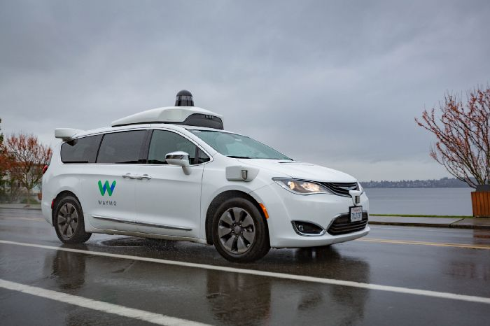 Autonomous Vehicle Weather Testing