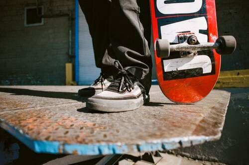 Skateboarder-Collab Skate Capsules