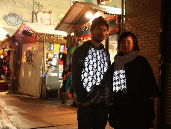 Fashionable Reflective Outfits