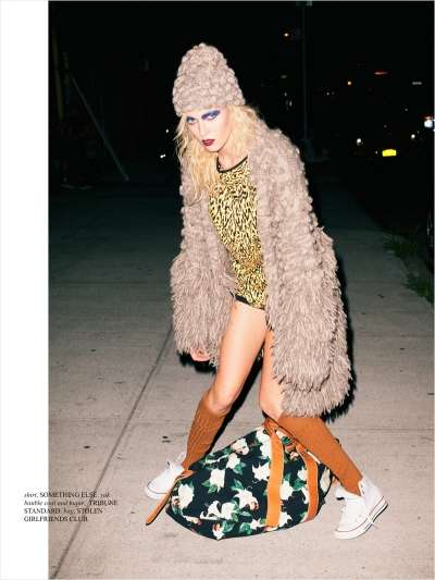 Chicly Disheveled Editorials