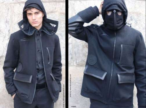 Aggressive Ninja Fashion