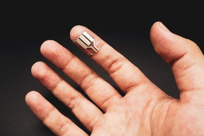 Fingertip Energy Generators