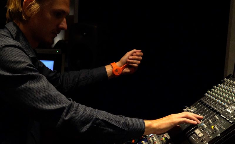 Hand Movement Music Devices
