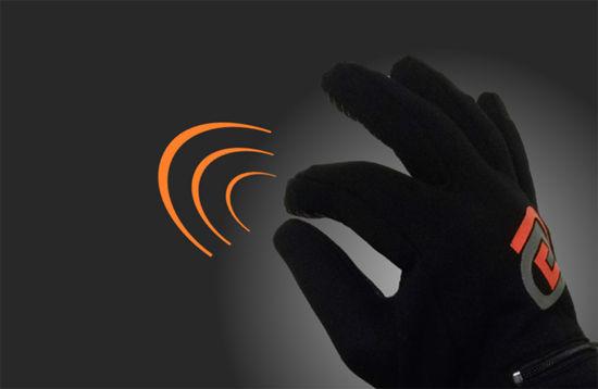Remote Control Gloves