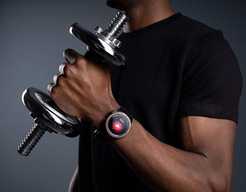 Earbud-Packed Smartwatches