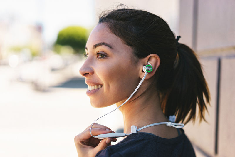 Music-Sharing Earbuds