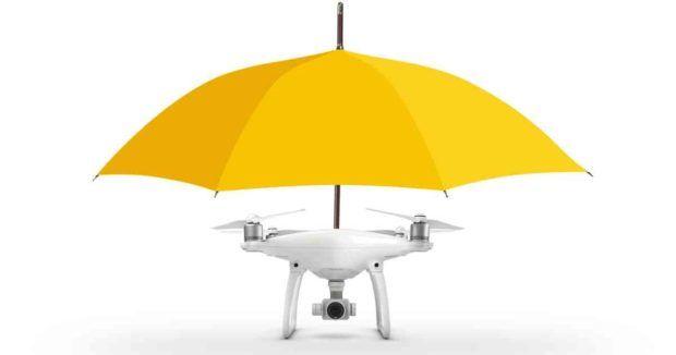 Protective Umbrella Drones