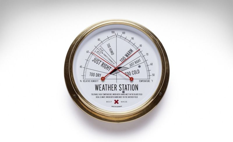 Optimal Weather Stations