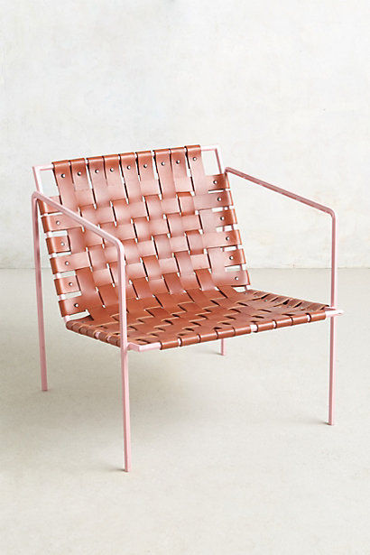 Grid-Layered Leather Seating