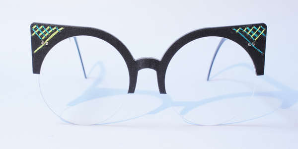 Threadable Retro Frames