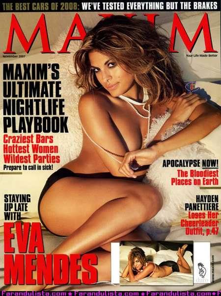 Sexy Magazine Endangerment