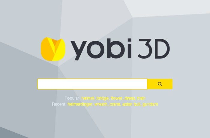 3D Model Search Engines
