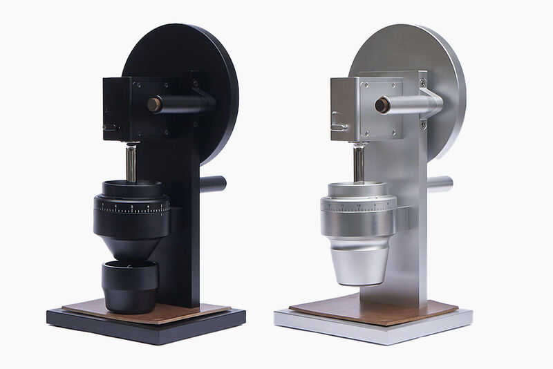 Titanium-Made Coffee Grinders