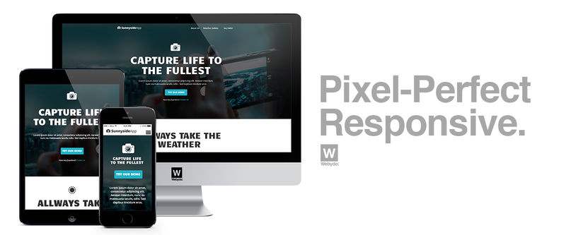 Responsive Website Builders