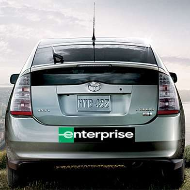 Eco-Friendly Car Rentals