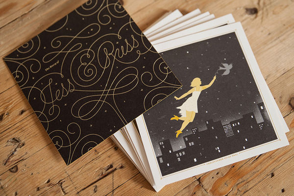 Dreamy Fairytale Wedding Invitations