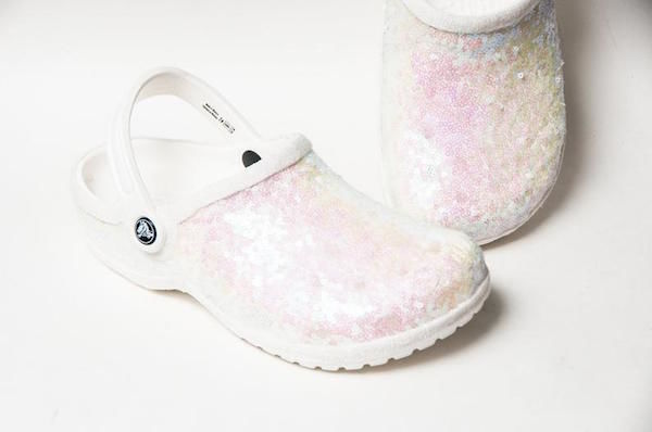 Wedding-Ready Clogs