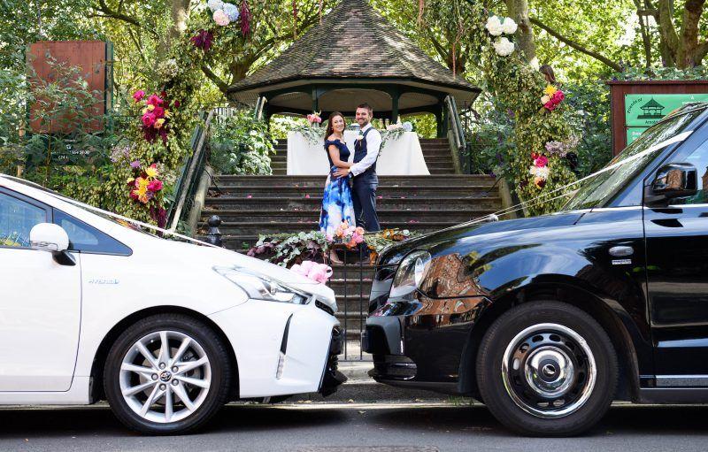 Drive-Thru Wedding Services