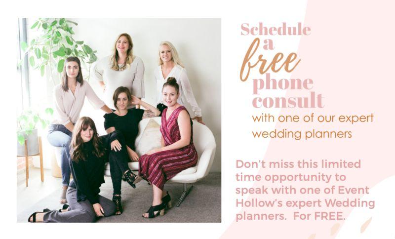 Wedding Planning Hotlines