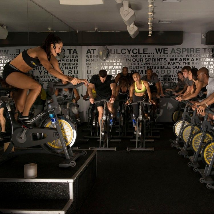 Spin Class Wedding Gifts