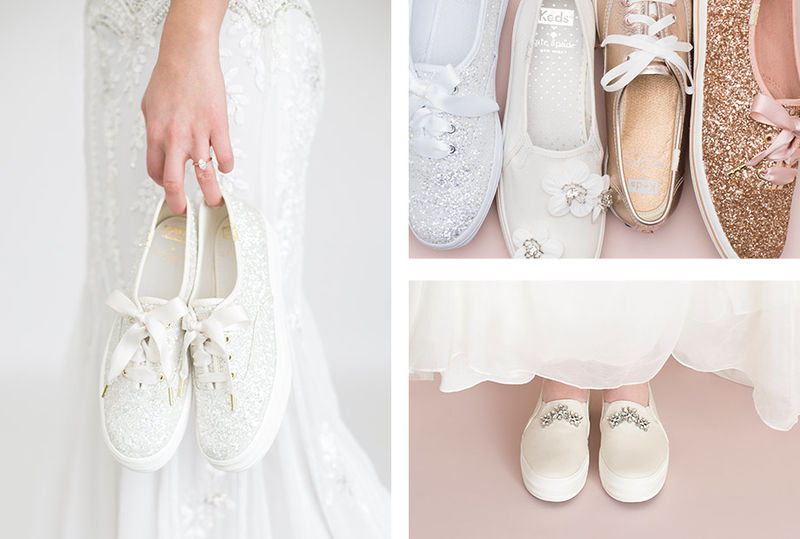 c6af08f64e03 Dressed-Up Wedding Sneakers   wedding sneakers