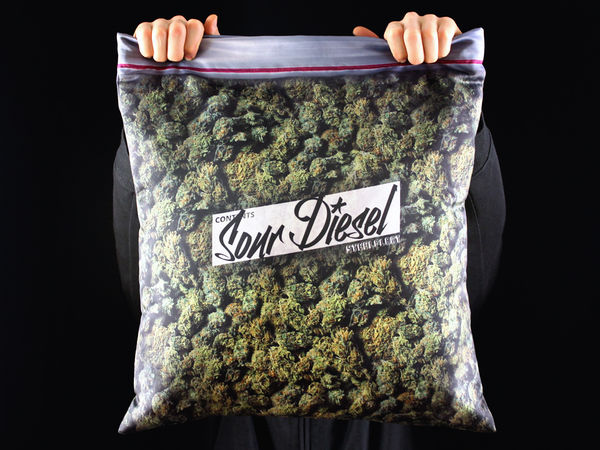 Cannabis-Inspired Pillow Cases