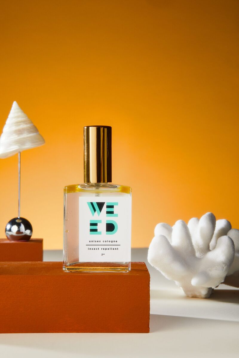 Bug-Repelling Unisex Colognes