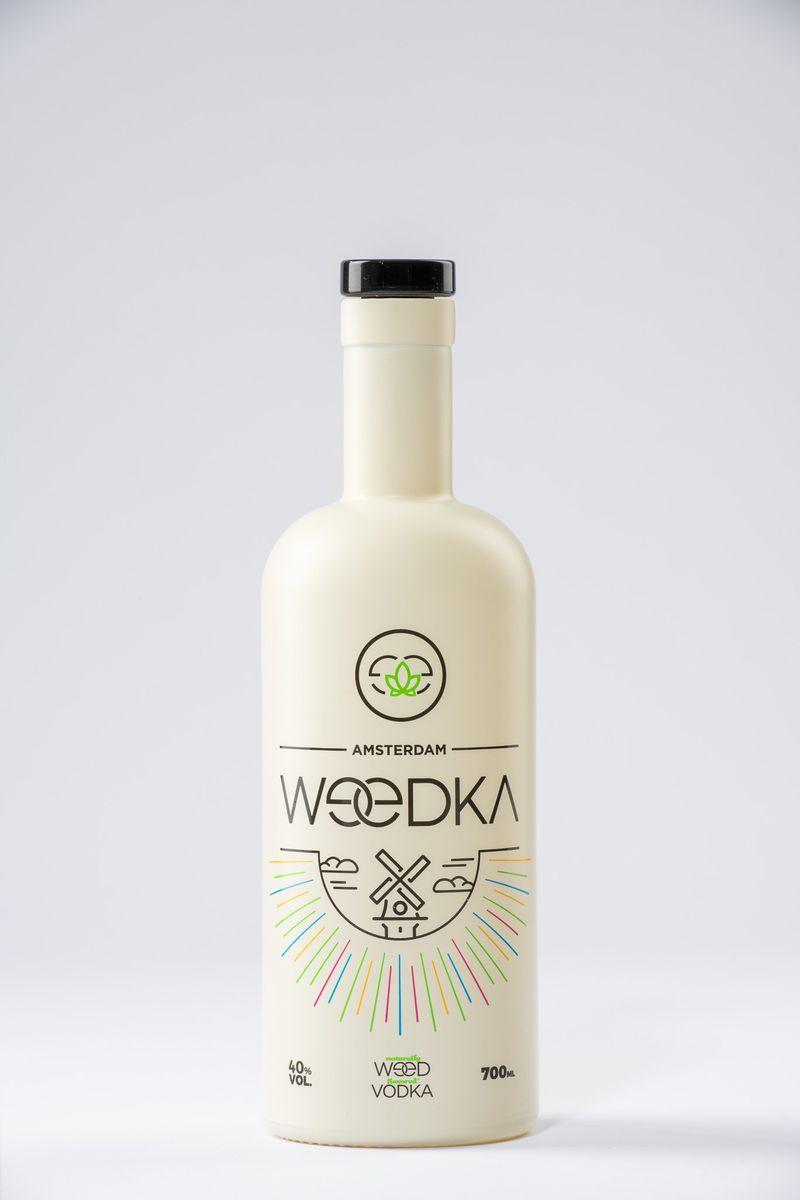 Cannabis-Flavored Vodkas
