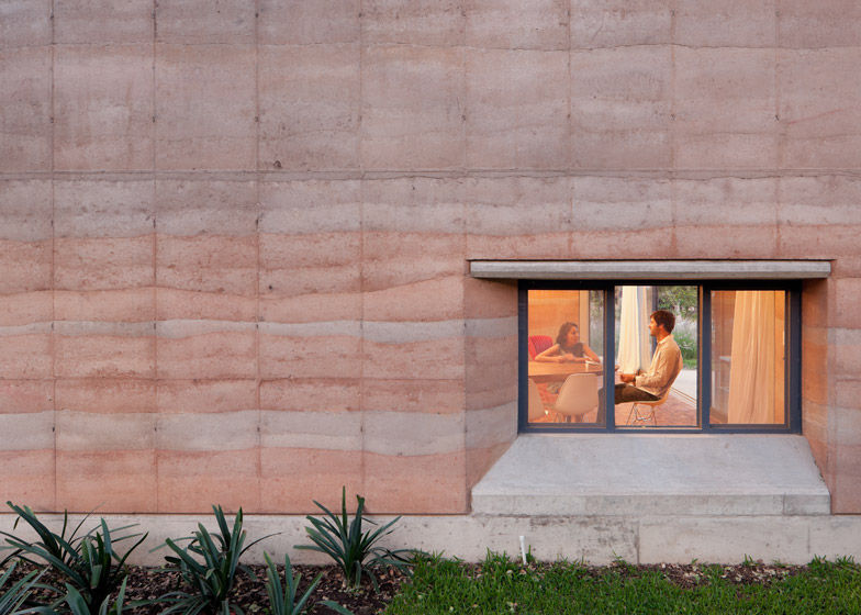 Earthy Geometric Abodes