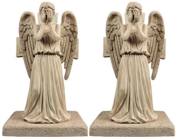 Evil Angel Book Holders