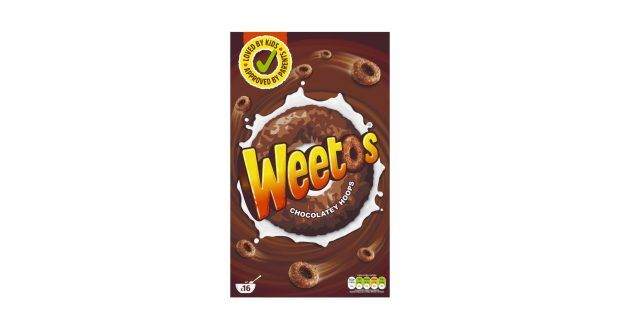Parent-Approved Cereal Packaging