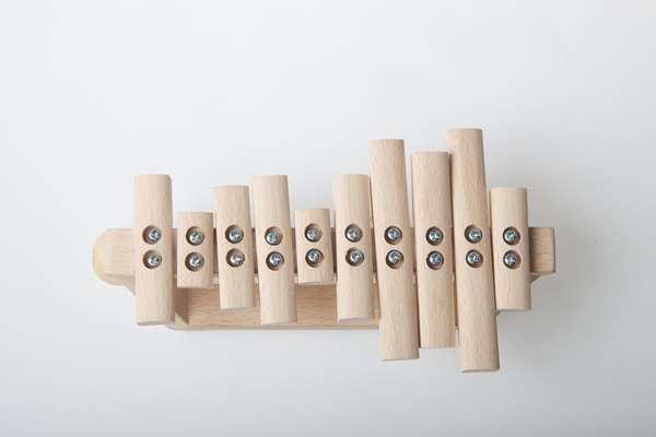 Height Recorder Xylophones
