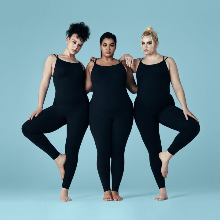 Size-Inclusive Activewear