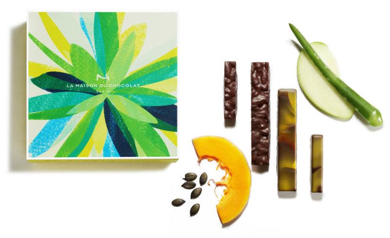 Wellness-Centric Chocolate Boxes