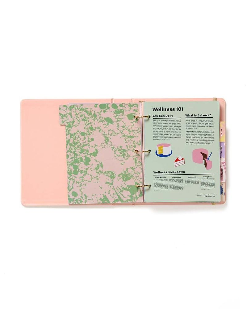 Self-Care Planners
