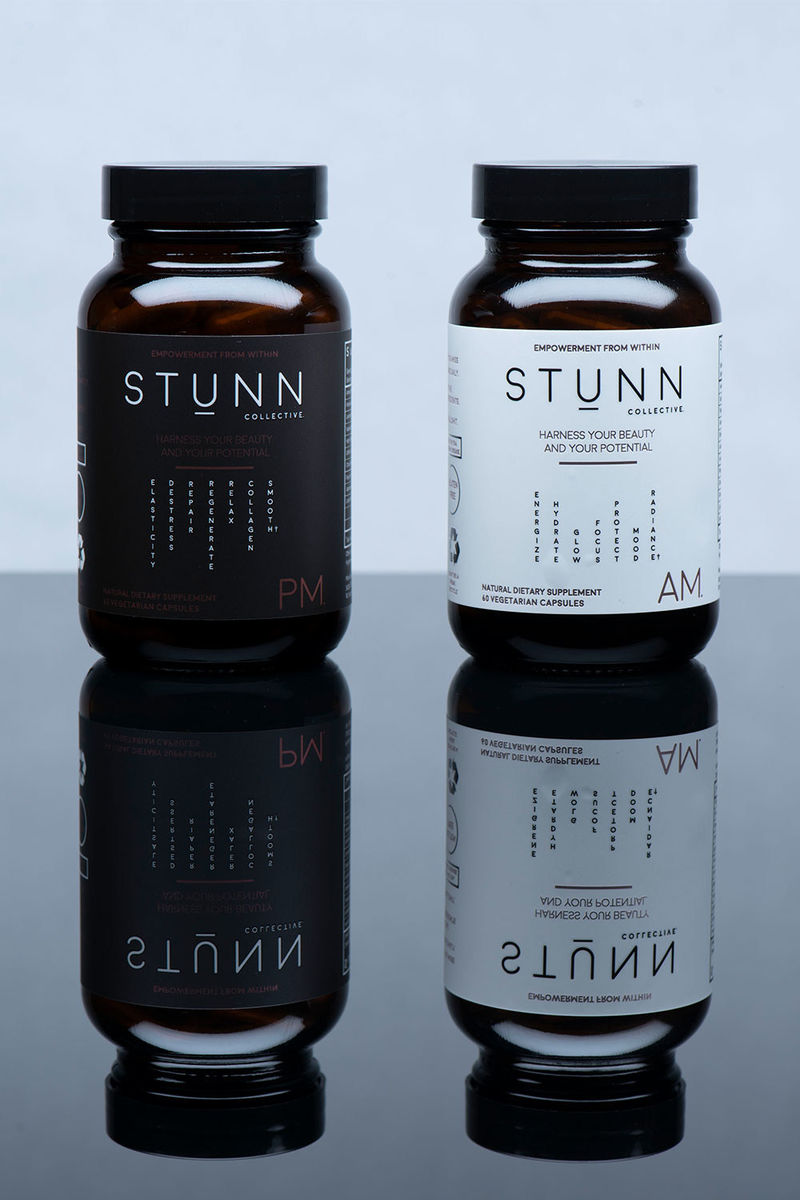 Day-to-Night Wellness Supplements