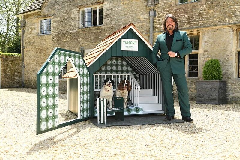 Supportive Health-Focused Doghouses